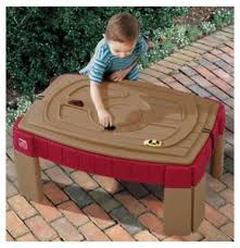 step 2 sand and water table parts step 2 naturally playful sand table review sandboxforkids com