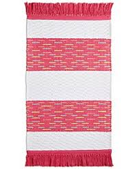 pink bath rugs and mats macy s