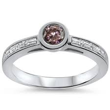 gillett s jewelers pink diamond ring