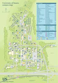 Ucf Campus Map Campus Maps