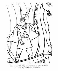usa printables discovery north america history coloring pages