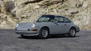 porsche nardo grey air cooled 911 reboot by la motorworks
