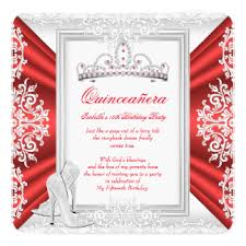 cheap quinceañera 15th birthday party invitations u0026 announcements