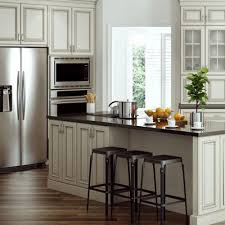 Kitchen Cabinets Color Gallery At The Home Depot - Kitchen cabinets colors and designs