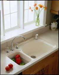 Composite Undermount Kitchen Sinks by Gorgeous Undermount Kitchen Sink White 30 Undermount Single Bowl