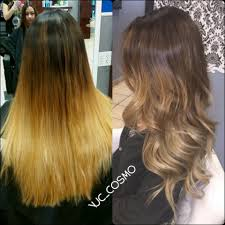 how to blend hair color color correction the better blend career modern salon