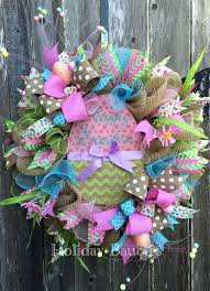 deco mesh supplies easter wreath supplies egg deco mesh galettedesrois info