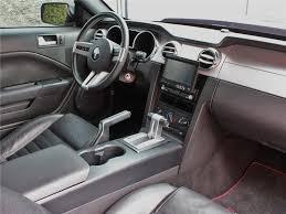 2005 ford mustang gt interior 2005 ford mustang gt custom fastback 138286