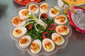 deviled eggs plates need plating ideas for deviled eggs