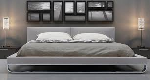 Contemporary Platform Bed Frame Modern And Contemporary Platform Beds Haiku Designs