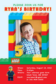 Lego Invitation Cards 344 Best Lego Party Images On Pinterest Pokemon Birthday