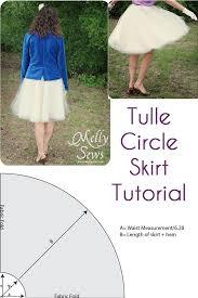 how to make a tulle skirt tulle skirt tutorial melly sews