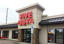Jans Awnings Five Guys Opens In Sioux Falls Jans Corp