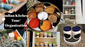 indian kitchen organization ideas budget friendly ll kitchen tour