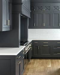 How To Paint Kitchen Cabinets Gray How To Paint Kitchen Cabinets Gray Cabinet Color Is