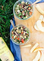 favorite quinoa salad recipe cookie and kate