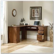 Orchard Hills Computer Desk With Hutch by Sauder Corner Computer Desk With Hutch Carolina Oak Finish