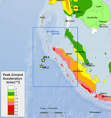 Earthquake Map Usgs Large 2012 Earthquake Triggered Temblors Worldwide For Nearly A