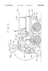 patent us5964640 toy dump truck with automatic dumper mechanism