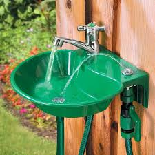 How To Shut Off Outside Water Faucet For Winter Best 25 Outdoor Drinking Fountain Ideas On Pinterest Rustic