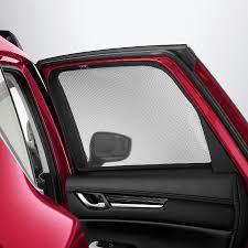 kf11acsrd rear window shades mazda accessories