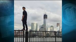 teen slips past sleeping security guard climbs to wtc spire new
