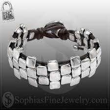 bracelet fine jewelry images Nailed bracelet uno de 50 sophias fine jewelry jpg