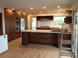 kitchen cabinet black kitchen extraordinary natural walnut kitchen cabinets black