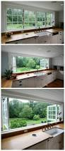 Kitchen Garden Window Ideas by Large Kitchen Window Oh How I Love This Large Open And