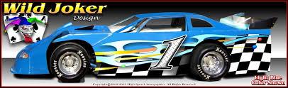 dirt late model graphic dirt late model race car wraps