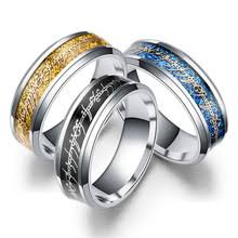 Lord Of The Rings Wedding Band by Popular Lotr Wedding Band Buy Cheap Lotr Wedding Band Lots From