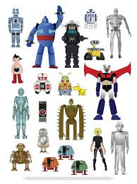 space series robots print federico babina u2013 magma