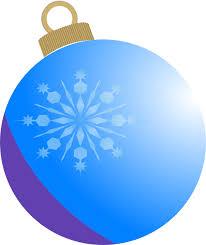 blue ornament clip at clker vector clip