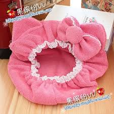 kitty shower cap