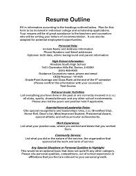 scholarship resume exle scholarship resumes exles college scholarship resume exles