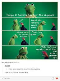 St Pattys Day Meme - muppets st patrick s day the muppets know your meme