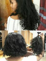 unlayered hair donating your locks for a cause pulse