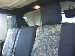 tactical jeep seat covers ruff tuff camo seat covers knopf auto