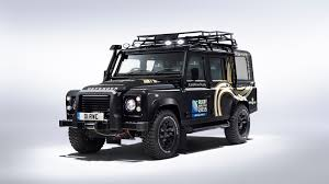 land rover defender 2015 svo builds special rugby world cup 2015 land rover defender w video