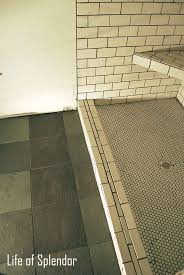 i love how the two tiles look tile flooring ideas recycled