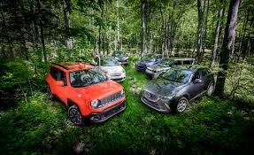 chevy jeep small suvs compared mazda cx 3 vs fiat 500x honda hr v jeep