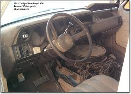 1986 dodge ram parts dodge b series vans ram and ram wagon