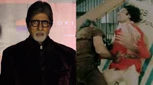 biography of movie coolie amitabh bachchan reveal shocking story of coolie accident youtube