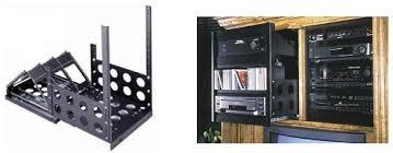Audio Video Equipment Racks Middle Atlantic Srs Sliding Racks