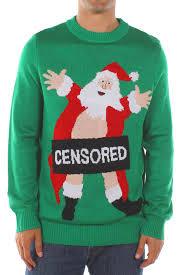 santa sweater s censored santa sweater tipsy elves