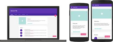 templates blogger material design google developers blog this is material design lite