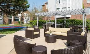 Patio And Things by Homewood Suites Hotel In Schaumburg Il