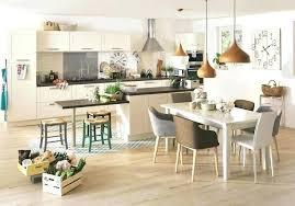 exemple cuisine avec ilot central ilot centrale cuisine modele cuisine avec ilot bar 6 exemple cuisine