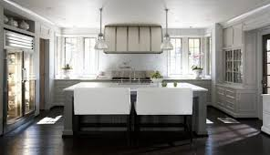 limestone u0026 boxwoods bench seating in the kitchen