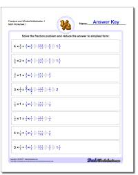Multiplication Facts Practice Worksheets Math Worksheets